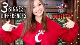 USA vs. Germany - Three Biggest Differences   German Girl in America