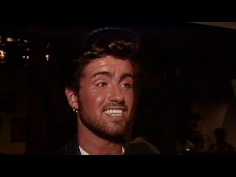 FLASHBACK: George Michael in 1985: Fame Lasts 'As Long As We Remain Sane'