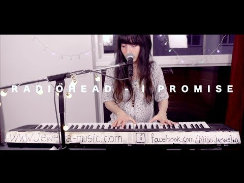 Radiohead - I promise (cover)
