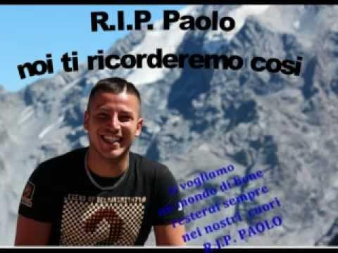 ciao Paolo ti vogliamo bene .....