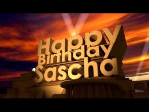 Alles Gute Zum Geburtstag Sascha