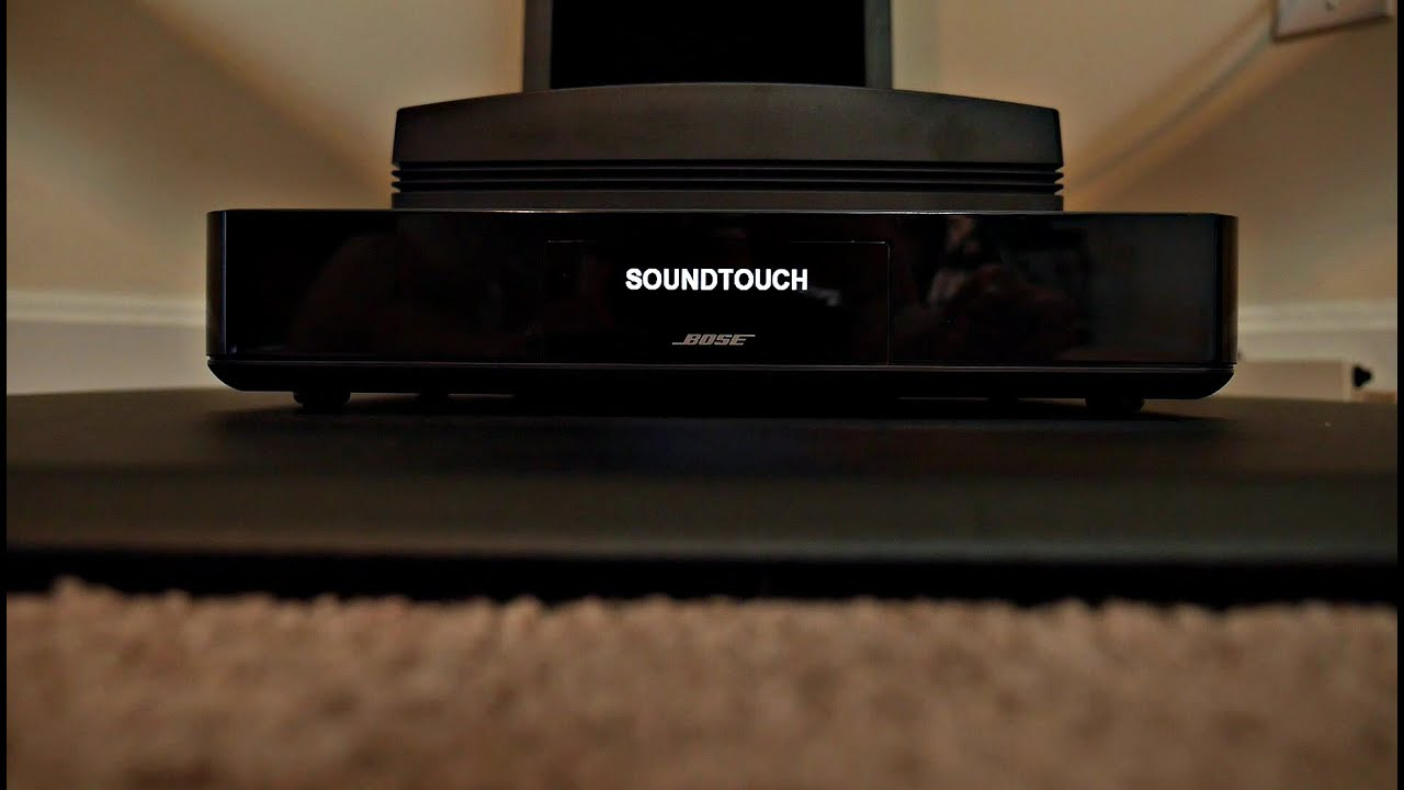 e228fd314c7f Bose SoundTouch 130 Home Theater System Review - YouTube