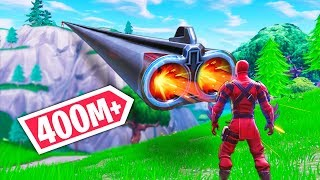 HOW TO GET 400m SHOTGUN KILLS! - Fortnite Funny WTF Fails and Daily Best Moments Ep.1036