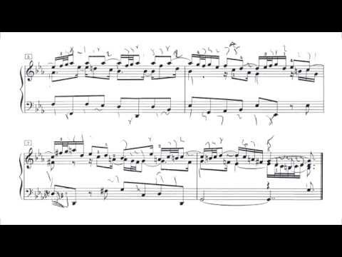 Cyprien Katsaris - Bach: French Suite No. 2 in C minor, BWV 813: Allemande