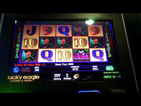 Dragon Fly Slot Machine Line Hit