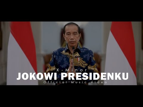 X-MINOR - Jokowi Presidenku 2019