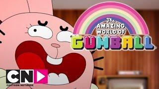 Die fantastische Welt von Gumball | ich geh Zu Streich-Man | Cartoon Network