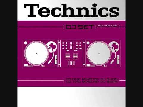 Technics DJ Set Volume One - CD1 Mixed By DJ Shog
