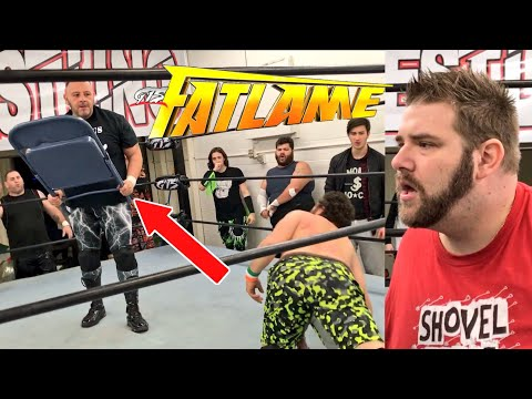 WEAPONS MATCH WENT TO FAR! RUINS GTS FATLAME PPV Part 2!