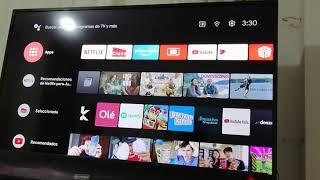 Aumentar Memoria Interna a Pantalla TCL 40323 Android TV con USB adata 16gb