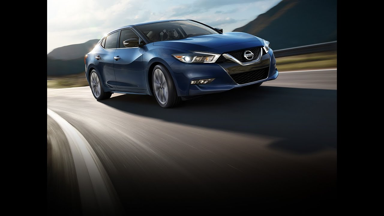 2016 Nissan Maxima SR by Nelson Mason| Collins Nissan St. Catharines