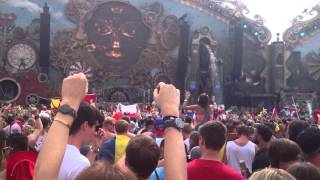 TOMORROWLAND 2014 - NERVO - REVOLUTION