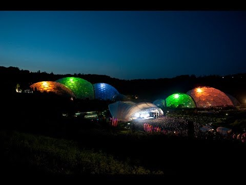 Eden Sessions summer concerts at the Eden Project
