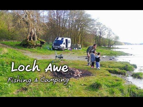 Loch Awe | Fishing & Camping - Scotland