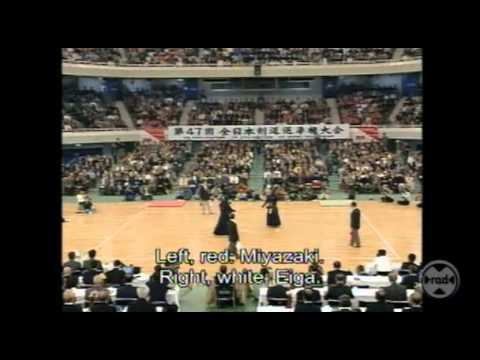 Naoki Eiga - A Single Blow Kendo