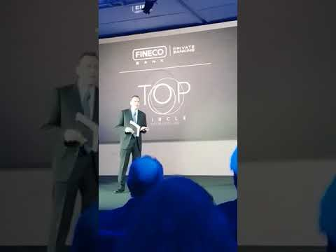 """Top Circle. Evento Private Banking FinecoBank"" Video 2 (22-23/03/18, Monte-Carlo)"