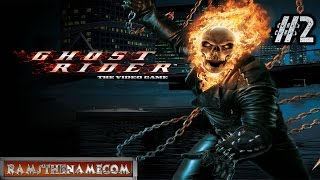 Let's Play: Ghost Rider for the PS2: