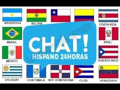 La descripción de Chat Hispano (antiguo)