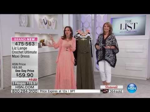 HSN | The List with Colleen Lopez 06.02.2016 - 9 PM