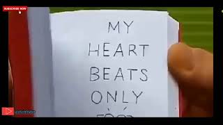 My Heart Beat For You Best WhatsApp Video
