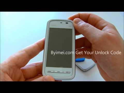 Nokia 5230 Unlock Code, XpressMusic, 5800, 5235, 5233, 5228 & input / enter simlock unlocking code
