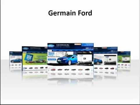 Ford Dealers Columbus Ohio Germain