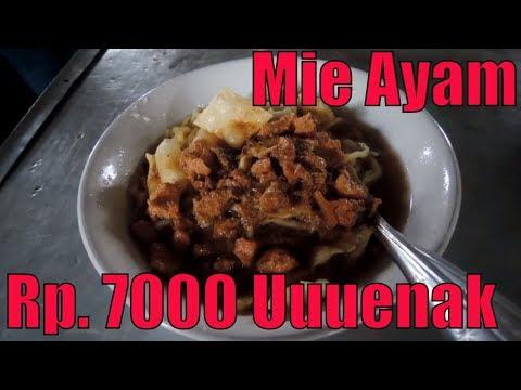 mie-ayam-paling-enak-se-bojonegoro-#bojonegorostreetfood