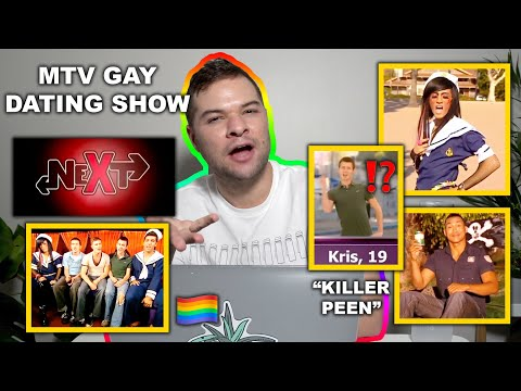 I Can't Stop Thinking About this Cringey Gay Dating Show from 2006