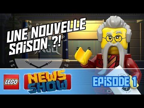 Une nouvelle saison ninjago news show 1 youtube - Ninjago nouvelle saison ...