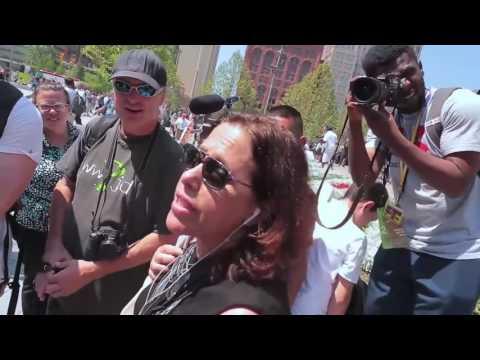 Two Black Guys Destroy White Guilt Liberal On #BlackLivesMatter