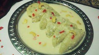 মজাদার সুজির চন্দ্রপুলি পিঠা- Chandrapuli Pitha | Bangladeshi Chandrapuli Pitha Recipe |Puli Pitha