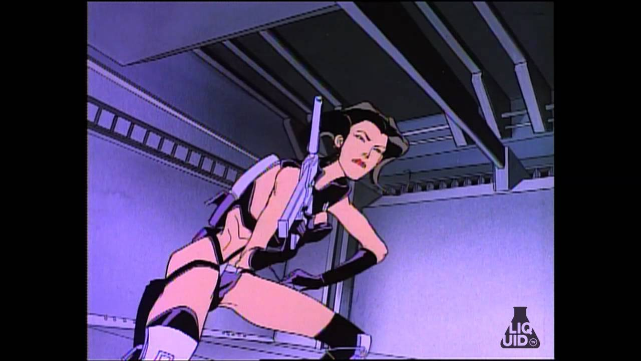 Aeon Flux Cartoon porno grosse bite hard sex