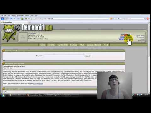 Demonoid.me Review/Giveaway | By: Vinny