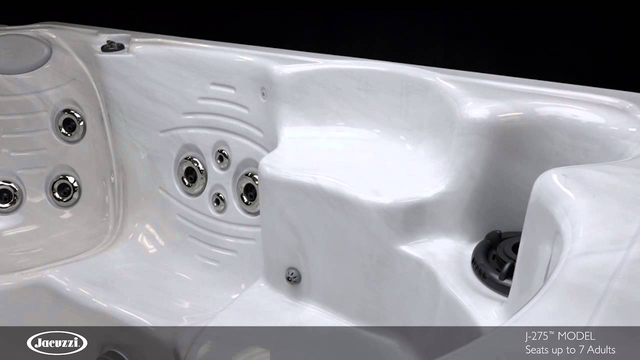 Jacuzzi J 275 Hot Tub Video Youtube Wiring