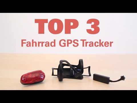 TOP 3 Fahrrad GPS Tracker im Test 2018/2019