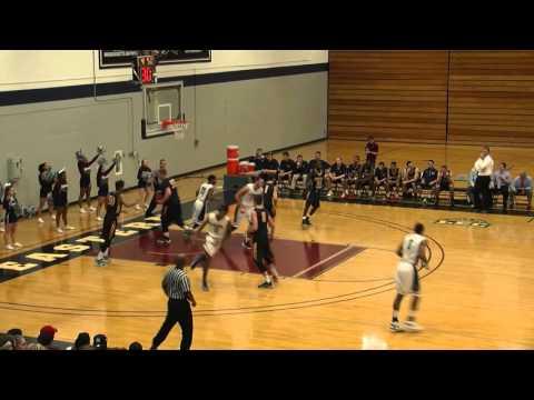 12-5 Men's Basketball Highlights vs University of Southern Maine
