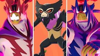 Pokémon Sword & Shield - Full Pokédex + Shinies (DLC Included)