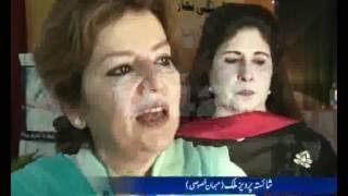 Shaista Parvez Govt Islamia College For Women Dengue Awareness Seminar Cantt Pkg By Fiza Noor City42