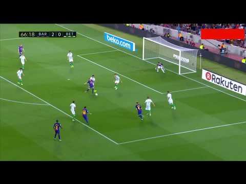 Ivan Rakitic vs Real Betis (La Liga Match Day 1 2017-18)
