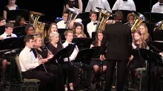 Wind Ensemble - Army of the Nile - Kenneth J. Alford