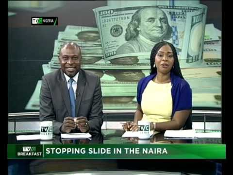 Stopping Slide in the Naira