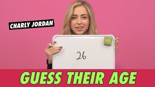 Charly Jordan - Guess Their Age