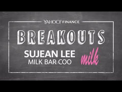 Yahoo Finance Breakouts presents Milk Bar COO Sujean Lee