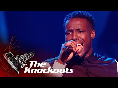 Mark Asari Performs 'Don't Dream It's Over': The Knockouts | The Voice UK 2018