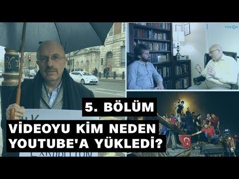 Canlı yayın videosunu kim neden YouTube'a yükledi? - Kerim Balcı | 5. Bölüm