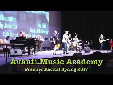 Avanti Music Academy   Spring 2017 Premier Recital