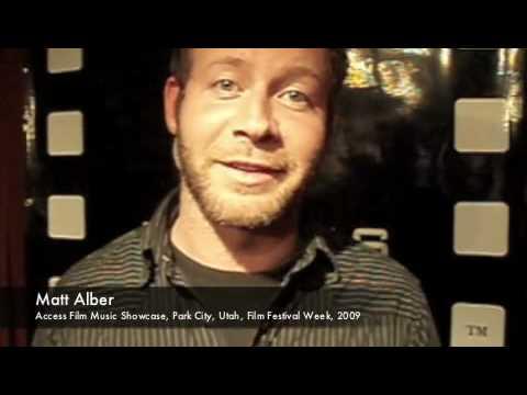 Matt Alber  Access Film Music Showcase