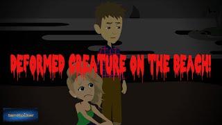 True Scary Beach Story - Scary Story (Animated in Hindi)