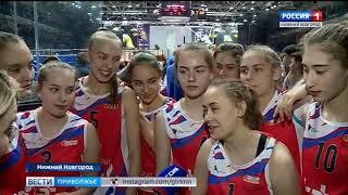 Сюжет о Суперфинале на телеканале Россия (ГТРК