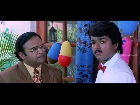 Once More - Sivaji Touches Vijay's heart